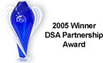 2005 Winner, DSA Partnership Award